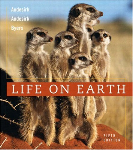 Life on Earth  5th 2009 edition cover