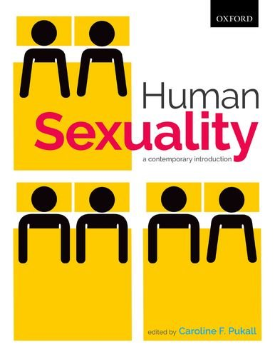 Human Sexuality A Contemporary Introduction  2014 edition cover