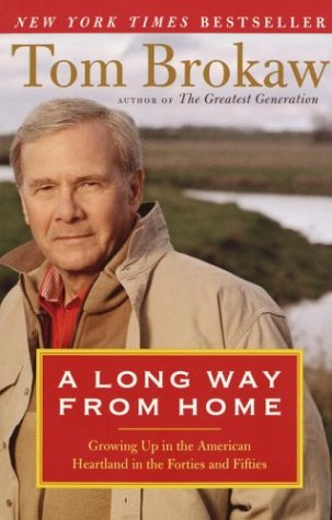 Long Way from Home Growing up in the American Heartland in the Forties and Fifties  2002 edition cover