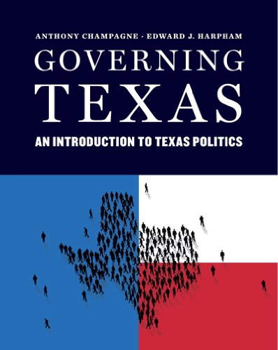 Governing Texas   2013 9780393920352 Front Cover