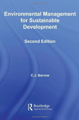 Environmental Management for Sustainable Development  2nd 2006 (Revised) edition cover