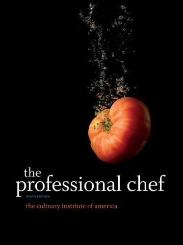 New Professional Chef Academic 5e  9th 2011 9780470421352 Front Cover