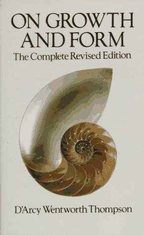 On Growth and Form The Complete Revised Edition Revised  edition cover