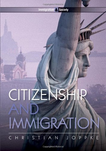 Citizenship and Immigration   2010 edition cover
