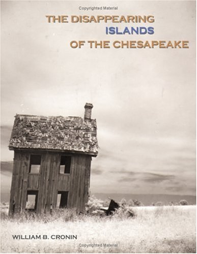 Disappearing Islands of the Chesapeake   2005 edition cover