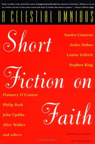 Celestial Omnibus Short Fiction on Faith  1998 edition cover