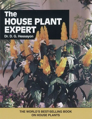 House Plant Expert  2nd 2003 edition cover