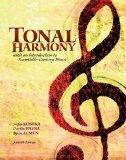 Gen Cmb Tonal Harmony; Wkbk  7th 2013 9781259663352 Front Cover