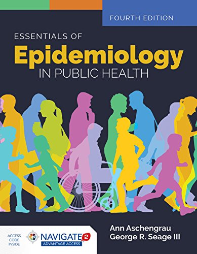 Essentials of Epidemiology in Public Health  4th 2020 (Revised) 9781284128352 Front Cover
