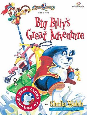 Big Billy's Great Adventure   2003 9781400302352 Front Cover
