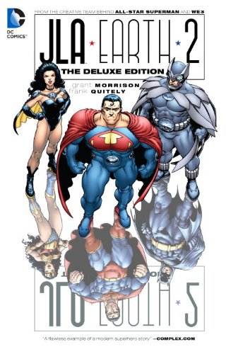 JLA Earth 2   2014 9781401251352 Front Cover