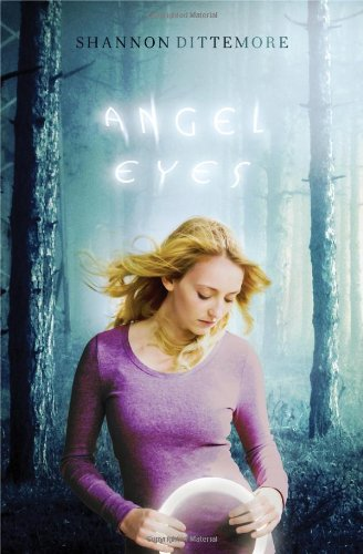 Angel Eyes   2012 9781401686352 Front Cover