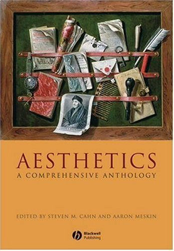 Aesthetics A Comprehensive Anthology  2007 edition cover