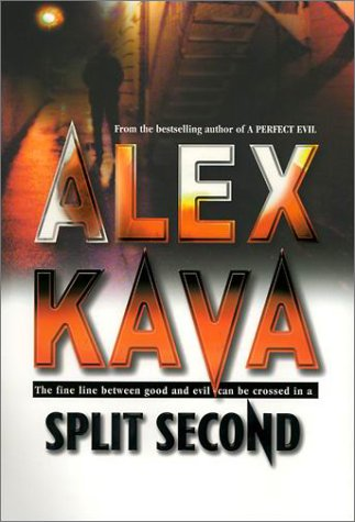Split Second   2001 edition cover