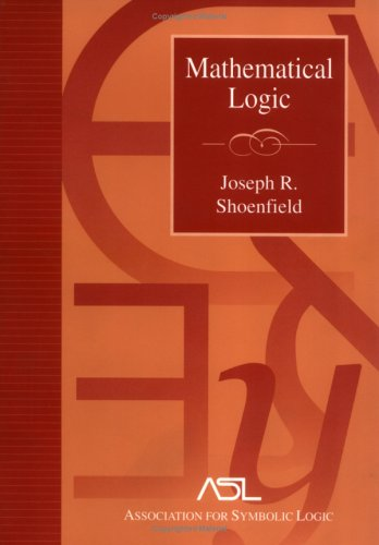 Mathematical Logic  2nd 2001 edition cover
