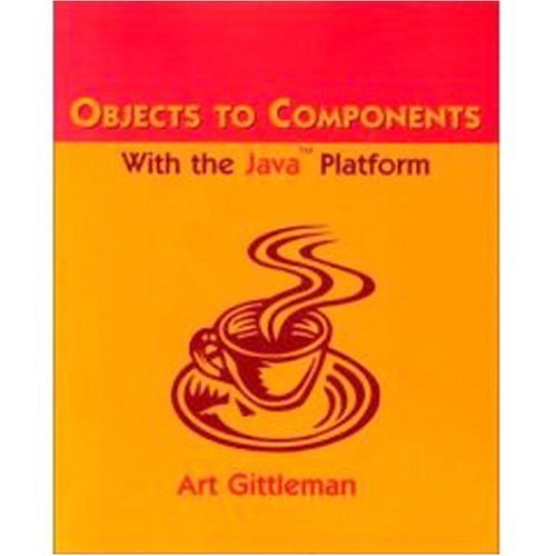 Objects to Components with Java 2 Platform   2000 9781576760352 Front Cover