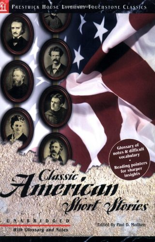 Classic American Short Stories - Literary Touchstone Classic N/A edition cover