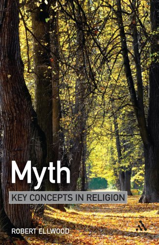 Myth Key Concepts in Religion  2008 edition cover