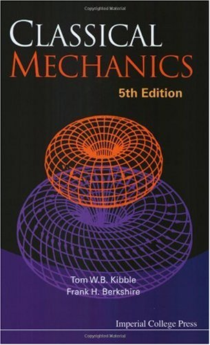 Classical Mechanics  5th 2004 edition cover