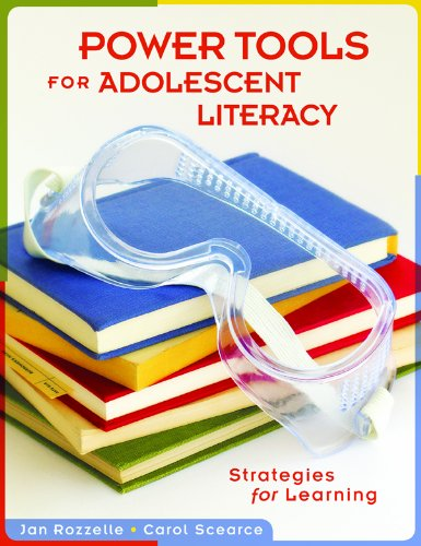 Power Tools for Adolescent Literacy Strategies for Learning N/A edition cover