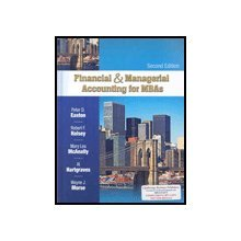 Financial and Managerial Accounting for MBAs  2nd edition cover