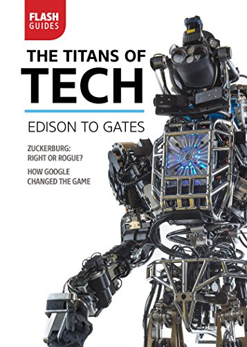 Titans of Tech Edison to Gates  2015 9781942411352 Front Cover