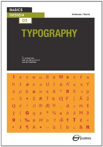 Typography   2005 edition cover