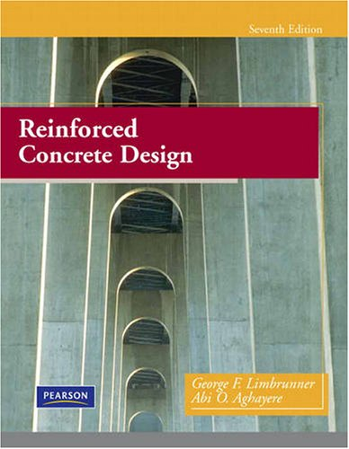 Reinforced Concrete Design  7th 2010 edition cover