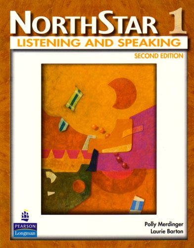 Northstar - Listening and Speaking  2nd 2009 (Student Manual, Study Guide, etc.) edition cover