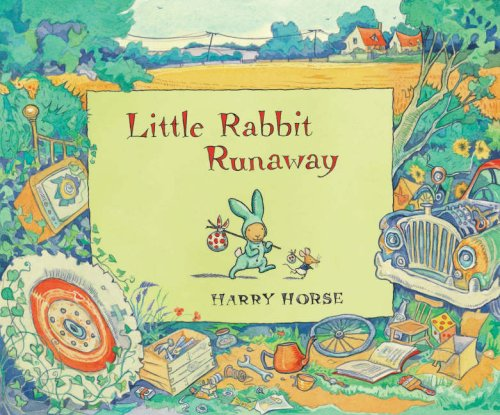 Little Rabbit Runaway N/A edition cover