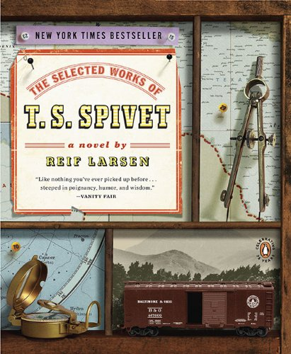 Selected Works of T. S. Spivet  N/A edition cover
