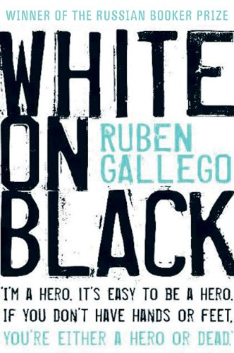 White on Black   2005 edition cover