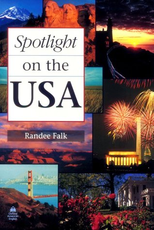 Spotlight on the USA   1993 edition cover