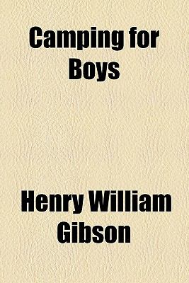 Camping for Boys  N/A edition cover