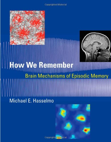 How We Remember Brain Mechanisms of Episodic Memory  2012 9780262016353 Front Cover