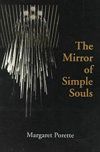 Mirror of Simple Souls   1999 9780268014353 Front Cover