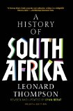 History of South Africa, Fourth Edition  N/A edition cover