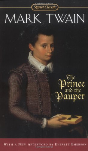Prince and the Pauper A Tale for Young People of All Ages  2002 edition cover