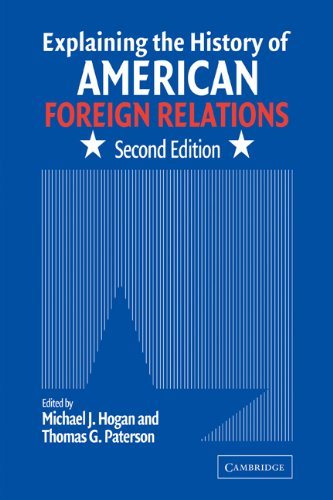 Explaining the History of American Foreign Relations  2nd 2003 (Revised) edition cover