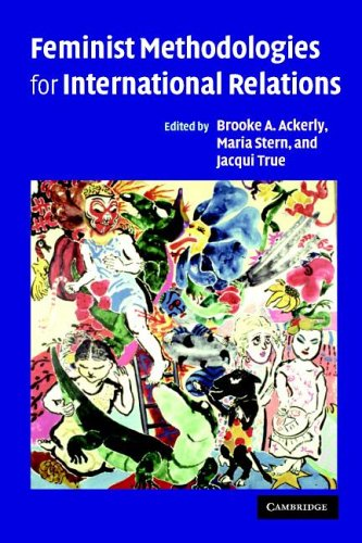 Feminist Methodologies for International Relations   2006 edition cover