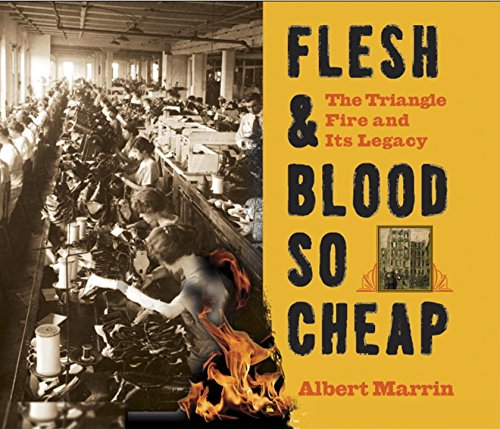 Flesh and Blood So Cheap: the Triangle Fire and Its Legacy  N/A 9780553499353 Front Cover