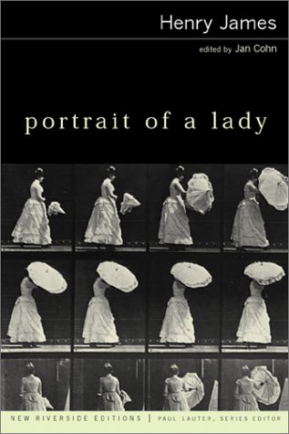 Portrait of a Lady   2001 edition cover