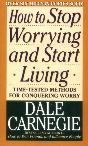 How to Stop Worrying and Start Living   1984 (Revised) edition cover