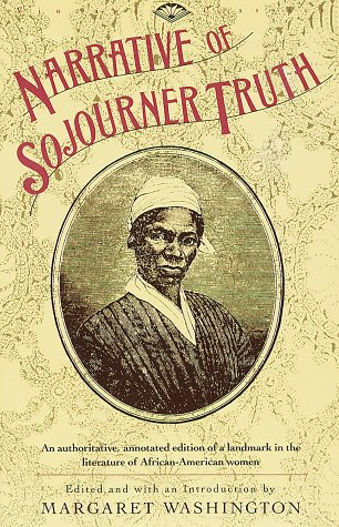 Narrative of Sojourner Truth  N/A edition cover
