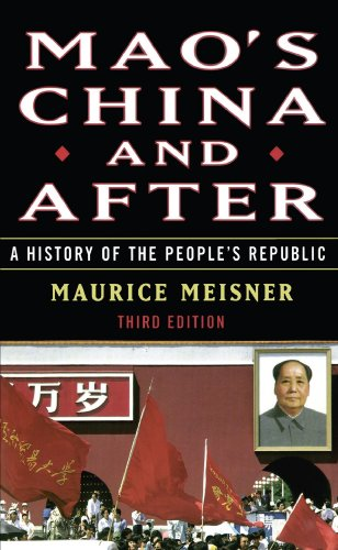 Mao's China and After A History of the People's Republic 3rd 1999 edition cover