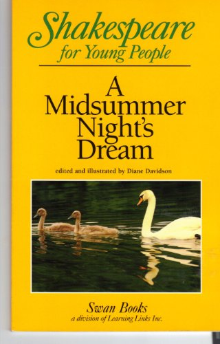 Midsummer Night's Dream Shakepeare for Young People N/A edition cover