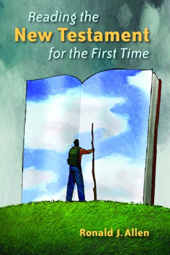 Reading the New Testament for the First Time   2012 edition cover