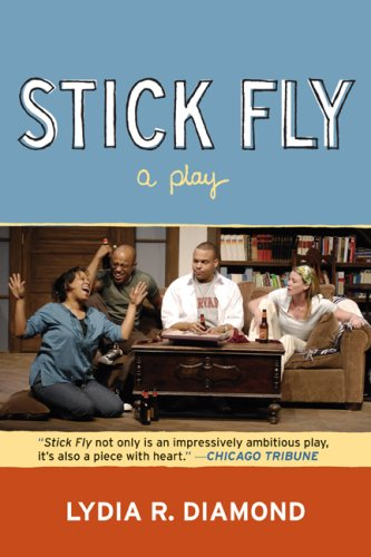 Stick Fly A Play  2008 edition cover