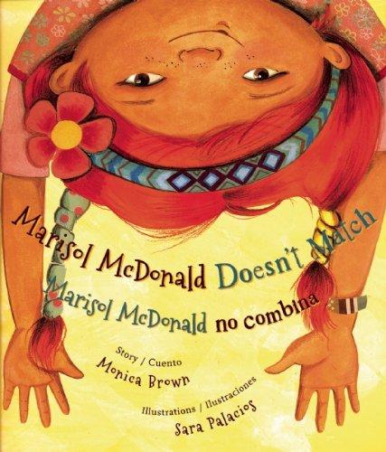 Marisol Mcdonald Doesn't Match / Marisol Mcdonald no Combina   2011 edition cover