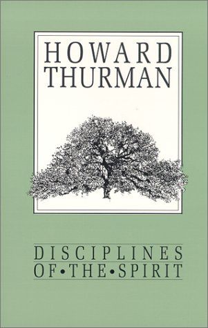 Disciplines of the Spirit   2001 (Reprint) edition cover